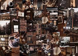 Soft Brown Aesthetic Desktop Wallpapers ...