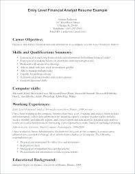Career Objectives In Resume Objective For Resume Example Example Job