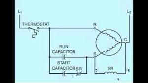 diagram of the potential relay part 2 youtube cbb61 capacitor 2 wire diagram 2 Capacitor Wiring Diagram #21
