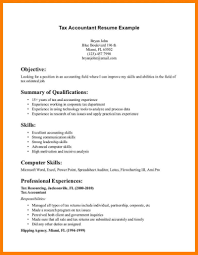 Junior Tax Accountant Job Description Sample Templates Objective
