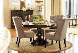 wingback chair dining room captivating wingback dining room chairs with regard to brilliant property wing dining room chairs decor