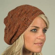 Free Slouch Hat Knitting Patterns Magnificent Plymouth Yarn F48 Coffee Beenz Hat Free At WEBS Yarn