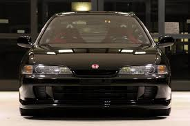 black acura integra jdm. motor black acura integra jdm