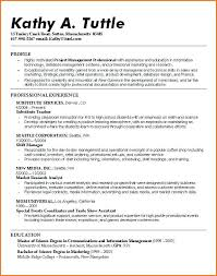 College Resumes Examples College Resume Example For Cool Examples Magnificent Example Resume 2017