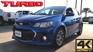 2017 Chevrolet Sonic Hatchback (Turbo) - Review - YouTube