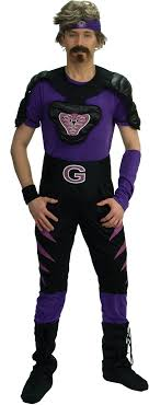 dodgeball purple cobras deluxe costumehollywood tv costumes