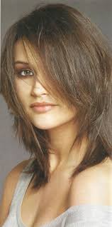 Medium Hairstyles Layers Shoulder Length Hairstyles Shoulder Length Shag Hairstyle Very
