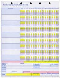 Medication Mar Chart Nursing Home