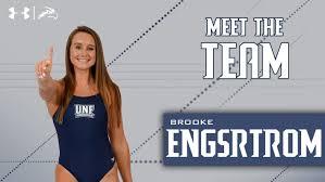 Meet the Team - Swim's Brooke Engstrom - University of North ...
