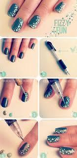 diy nail art designs 33