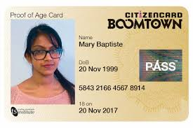 Citizens 2019 Cards City Id Chapter For Discounted Boomtown - Radical 7th-11th 11 A August
