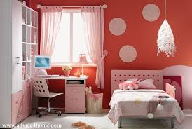 pink kids bedroom decor