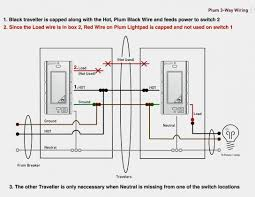 one way wiring wiring diagram for you • one way dimmer switch wiring diagram leviton four 3 home building rh electricalcircuitdiagram club one way