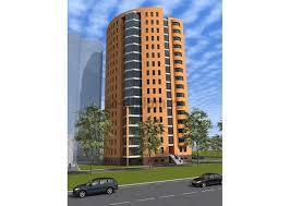 Дипломные работы проекты по строительству 16 этажный жилой дом с офисными помещениями в г Пермь