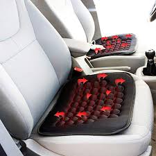 zone tech heated car seat cushion