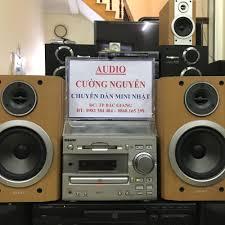 Bán dàn Sony md11   Loa Hi-Fi - Audiophiles