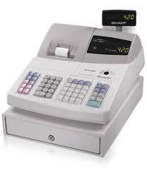 sharp xe a206. sharp xe-a202 cash register xe a206