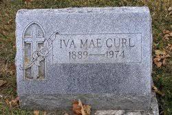 Iva Mae McCoy Curl (Shough) (1889 - 1974) - Genealogy
