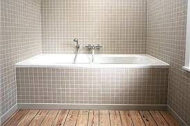 ceramic tile around bathtub installing ceramic floor tile around tub designs intended for how to no