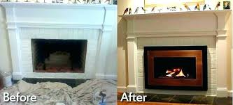 converting fireplace to gas cost to convert wood burning fireplace to gas gas fireplace conversion converting