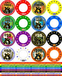 Bitcoin poker sites are everywhere but which ones are the best? The Physibit Poker Chip Bitcoin Collection