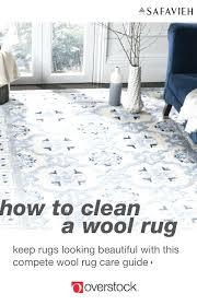 how to clean wool rug the best tips on how to clean a wool rug co