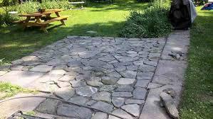 loose flagstone patio. Building A Flagstone Patio Elegant Loose Stone Designs Home Decor Laux T