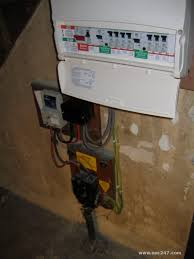 consumer units and fuseboxes installed to the latest iee the same consumer unit service head containing main fuse shown