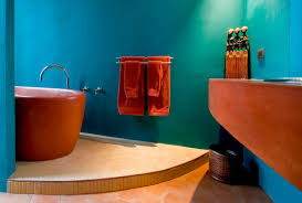 Colorful Bathrooms From HGTV Fans  HGTVColorful Bathrooms