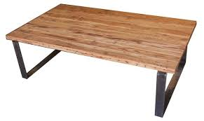 coffee table awesome wood contemporary large square reclaimed natural distressed mir