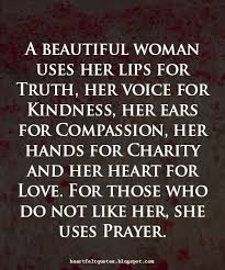 Beautiful Woman Love Quotes