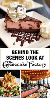 get a behind the scenes look at the cheesecake factory i got a vip tour