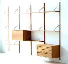 mid century modern wall shelves a mid century modern string shelving system modern shelving system mid mid century modern wall shelves