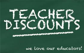 Guide Ultimate Discounts The 2018 Of List Stores Teacher WqgzUU