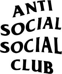 Anti Social Social Club Tee Size Chart Anti Social Social Club Wikipedia