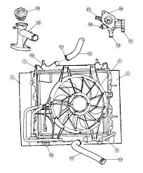 Pt cruiser radiator fan sensor wiring diagram and fuse box