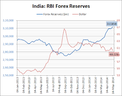 Rbis Forex Reserves Hit 311 Billion In May 2014