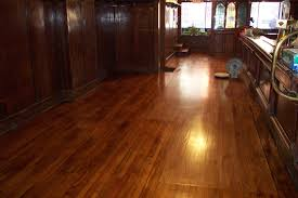 wood floor cabinet windows