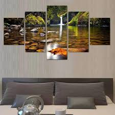 autumn canvas wall decor by panel wall art