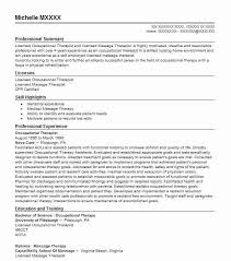 Occupational Therapy Resume Awesome 8110 Ot Resumes Blackdgfitnessco