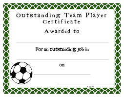 mvp award certificates template mvp award template