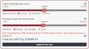 pay back loans calculator loan repayment calculator and application form wordpress org