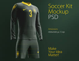 More great & free psd mockups collection available format: Football Kit Psd Projects Photos Videos Logos Illustrations And Branding On Behance