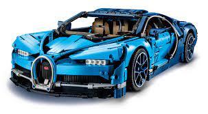 Modelauto bugatti chiron 1 43 blauw speelgoed auto schaalmodel. Introducing The Next Technic Supercar The Bugatti Chiron Bricking Around Http Brickingaround Com 2018 06 01 Intro Lego Auto Lego Verzamelingen Racewagens