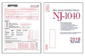 New Jersey Tax Forms 2019 Printable State Nj 1040 Form And