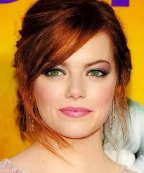 Make Up Pre Modré Oči A červené Vlasy Make Up Pre Ryšavé Vlasy So