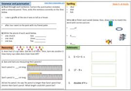 Read through each list to find the pages you need most! Year 1 Free Worksheets Age 5 6 Ks1 The Mum Educates