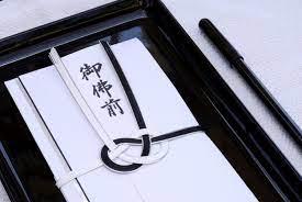 初盆 香典 表書き 薄墨