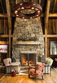 faux stone fireplace mantels faux stone fireplace living room rustic with cabin exposed beams fireplace hearth