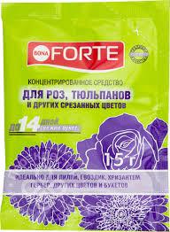 Купить Средство для продления жизни <b>срезанных</b> цветов Bona ...